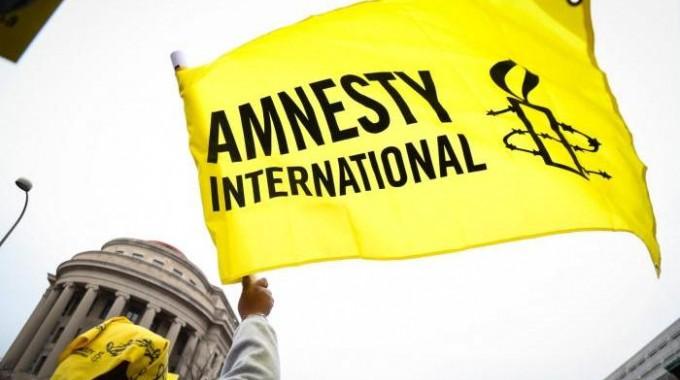 Amnesty International found guilty ofabuse